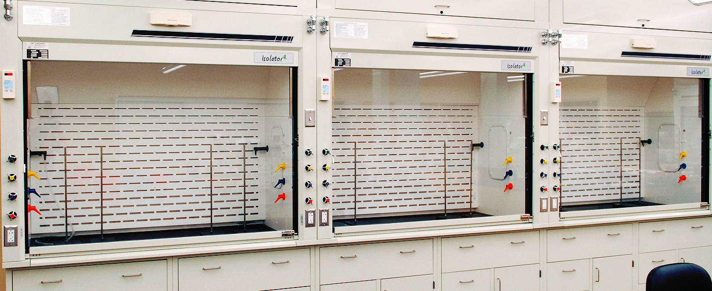 Jamestown Fume Hoods