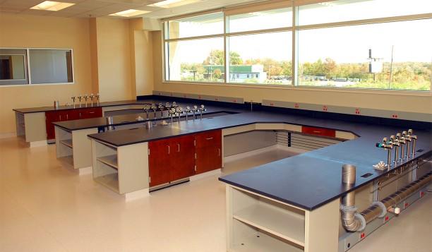 Myatt Drive Crime Lab